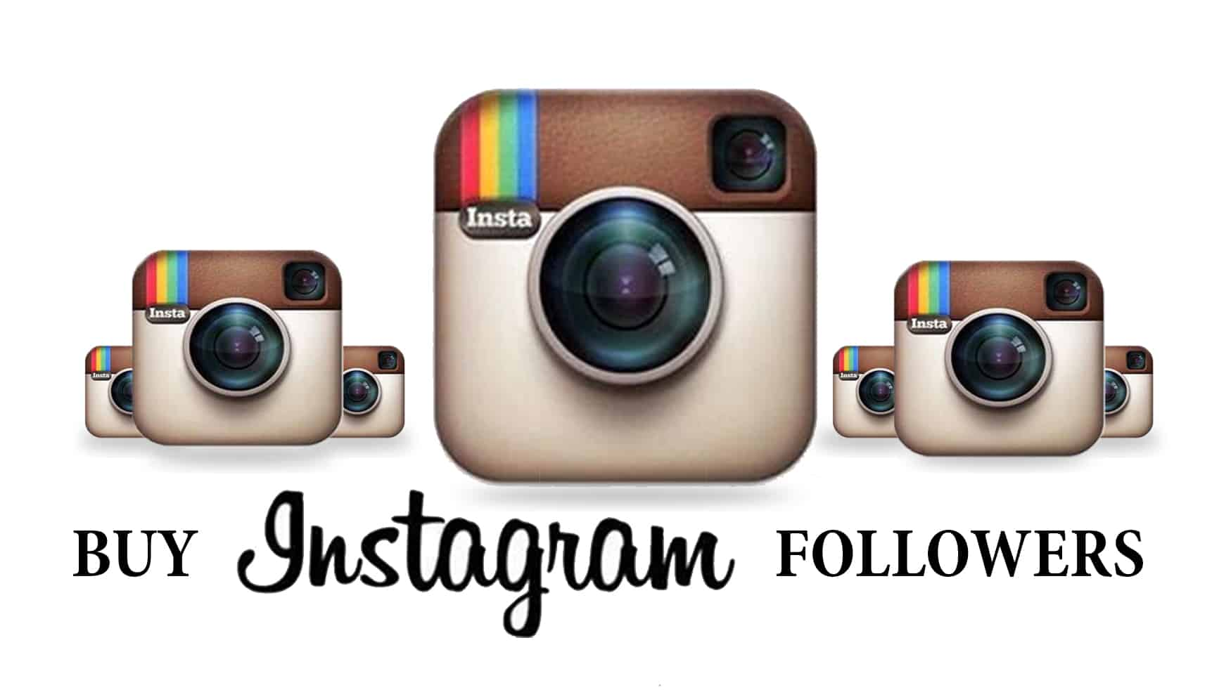 Buy Instagram Followers, Instagram Likes &Views at Cheap Cost.