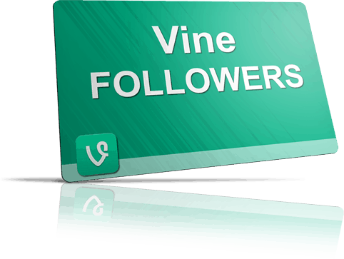 Buy Vine Followers, Vine Likes &Views at Cheap Cost. Buy Vine Subscriber.